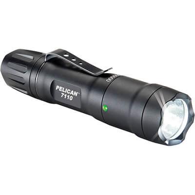 pelican 7110 tactical flashlight nypd light t