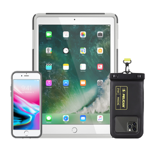 Pelican phone tablet warranty